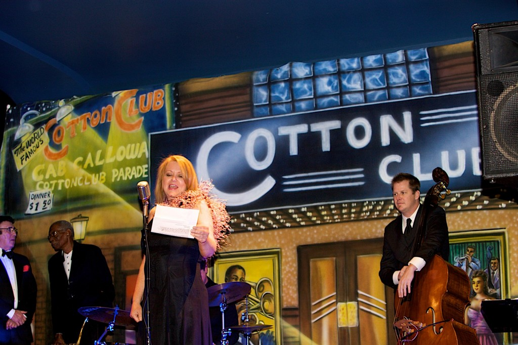 Event Photo - Cotton Club Backdrop
