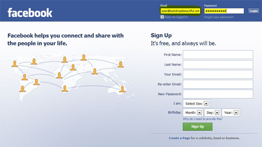 go to the facebook username assignment page www facebook com