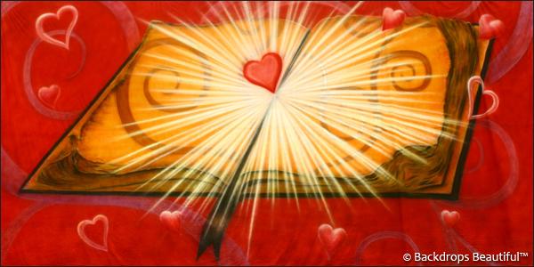 hearts3 love story 40x20