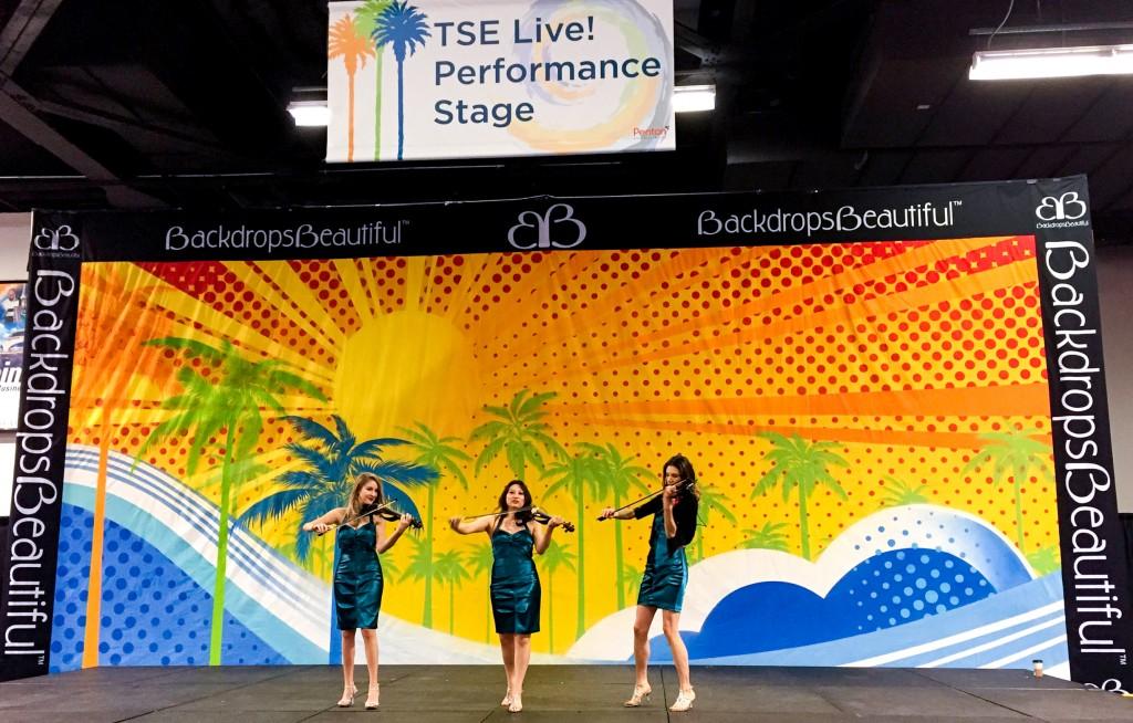 TSE Live Stage 2015