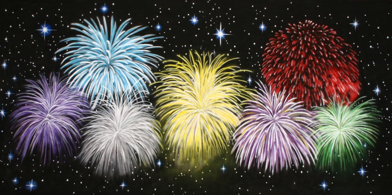 July 4th - Fireworks Night 5