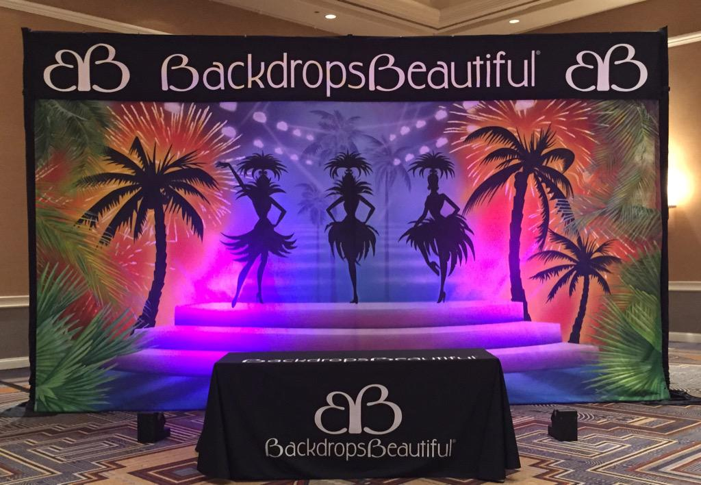 NACE Experience 2015 Backdrop
