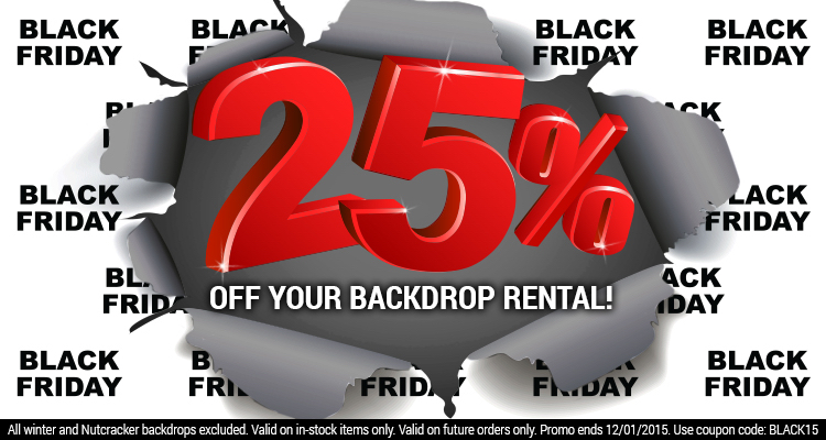 Black Friday - 25% Off!