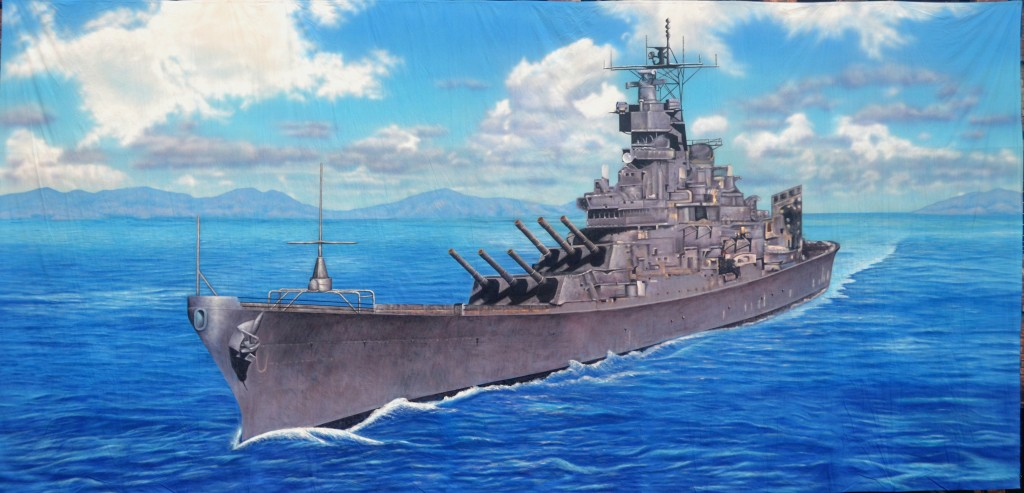 New Backdrops - Military Ship1