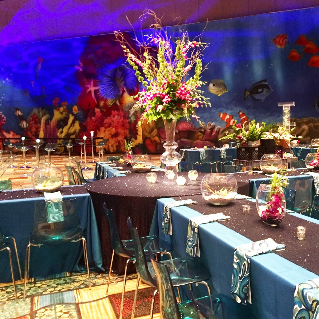 Coral Reef 2 - NACE Experience Gala 2016