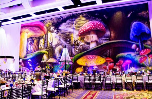 Bar or Bat Mitzvah - Alice in Wonderland