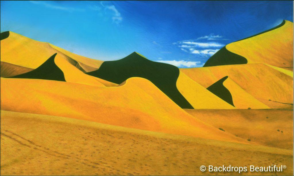 Desert Dunes 3 - Vibrant Backdrops