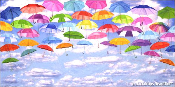 Umbrellas 2 - Event Design