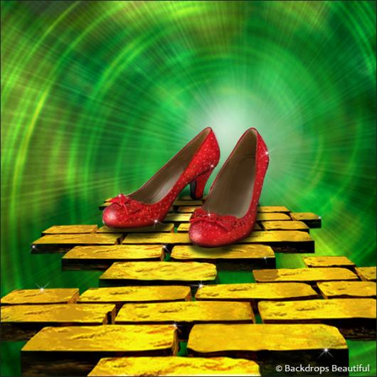 Wizard of Oz 5 Shoes