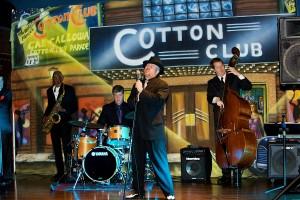 David Patrone-Cotton Club Backdrop