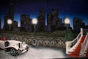 Twenties 5A Backdrop
