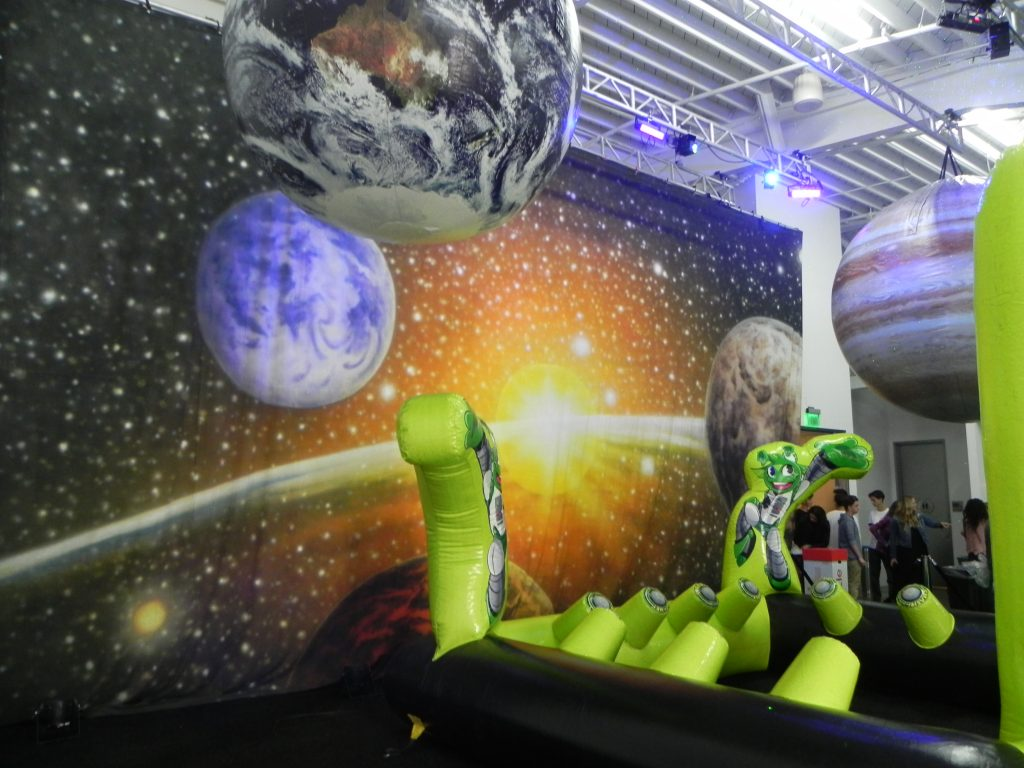 To Mars and Beyond - VBS Themes - Space 12