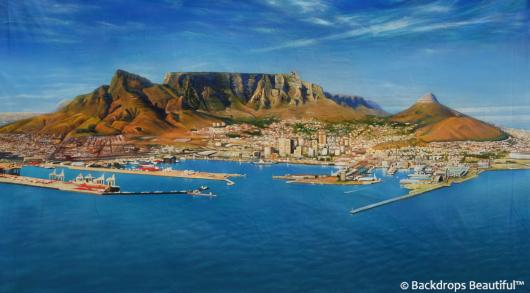 Backdrops: Cape Town 1