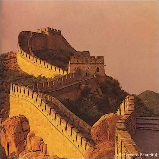 Backdrops: Great Wall 2