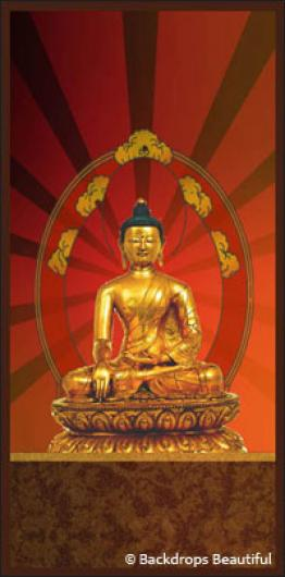 Backdrops: Asian Buddha 1