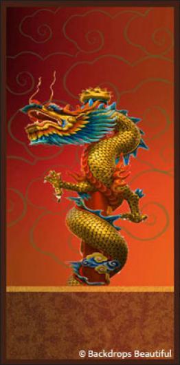 Backdrops: Asian Dragon 1