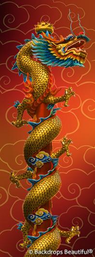 Backdrops: Asian Dragon 2