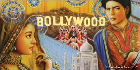 Backdrops: Bollywood 1