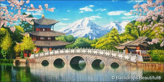 Backdrops: Asian Landscape 3