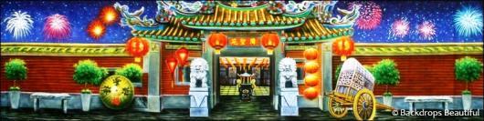 Backdrops: Lunar New Year 4