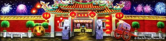 Backdrops: Lunar New Year 4B