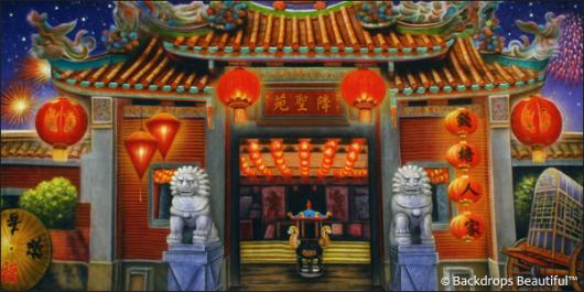 Backdrops: Lunar New Year 1