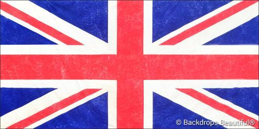 Backdrops: British Flag 2