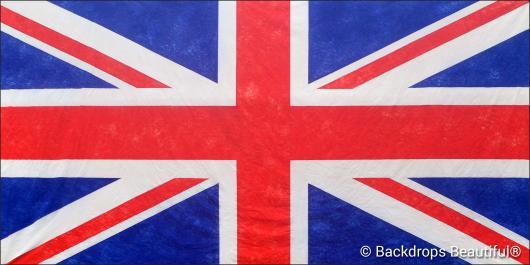 Backdrops: British Flag 1