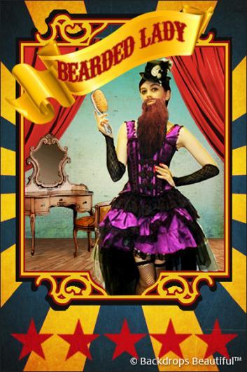 Backdrops: Circus Poster 4
