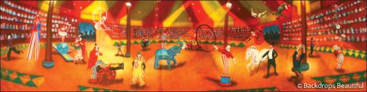 Backdrops: Circus  4 Interior