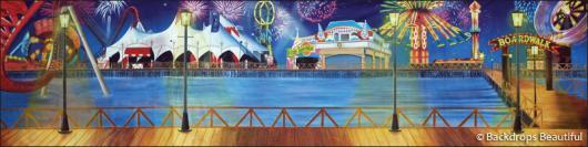Backdrops: Boardwalk 6