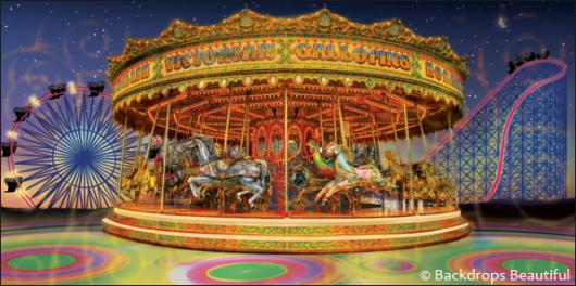 Backdrops: Carousel