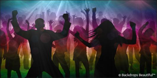 Backdrops: Dance Fever 1