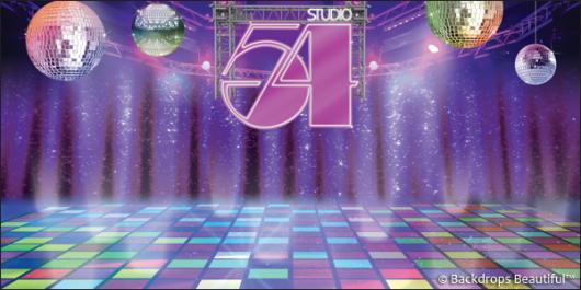Backdrops: Dance Floor 11 (Vinyl)