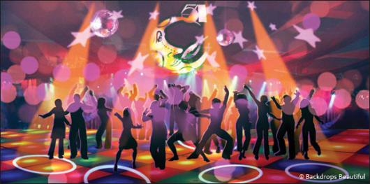 Backdrops: Dance Floor 3