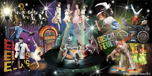 Backdrops: Evolution of Dance 1B
