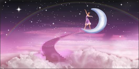Backdrops: Dance Ballerina 5B
