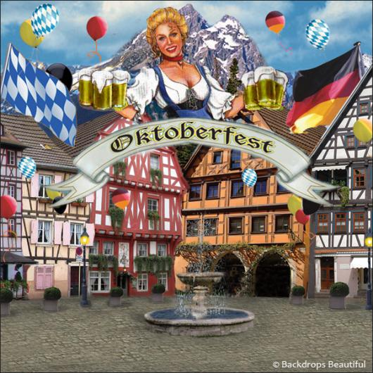 Backdrops: Oktoberfest 4