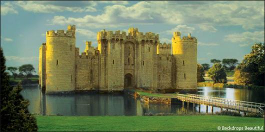 Backdrops: Castle 3