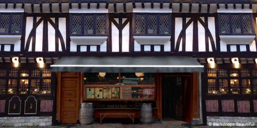 Backdrops: Tavern 3
