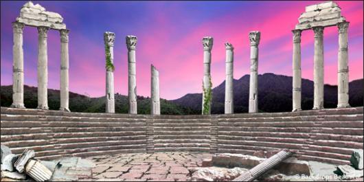 Backdrops: Ruins 2