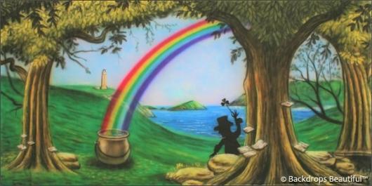 Backdrops: Irish Luck 2