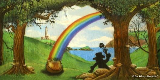 Backdrops: Irish Luck 2B