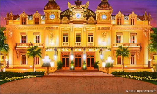 Backdrops: Grand Mansion 1
