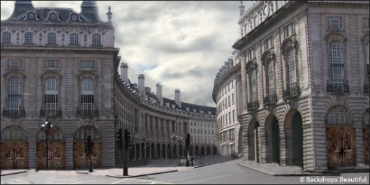 Backdrops: London Streets 1B