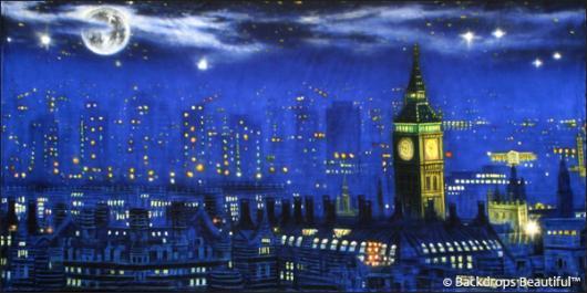 Backdrops: London Skyline 3