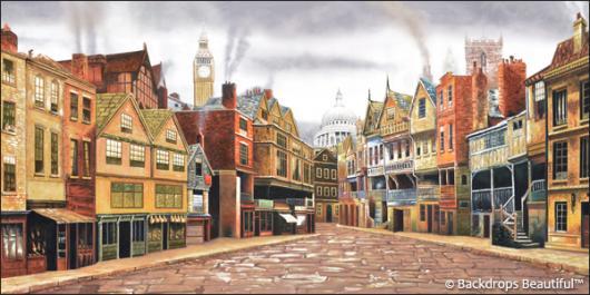 Backdrops: London Streets 2