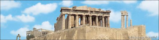 Backdrops: Acropolis 3 Day