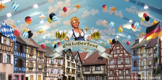 Backdrops: Oktoberfest 1