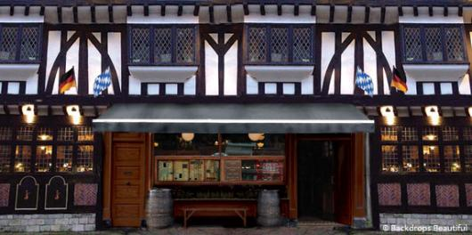 Backdrops: Tavern 1